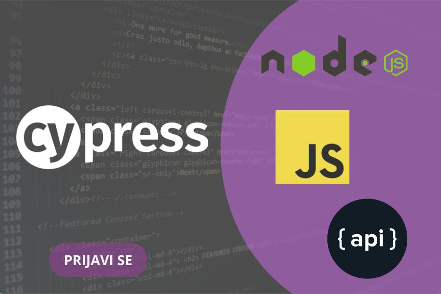 JS Automatizacija – JavaScript, Cypress, API